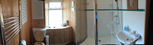 Toilet / Shower Room